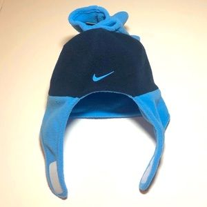NWT Nike Winter Hat/Mittens Infant ONE SIZE